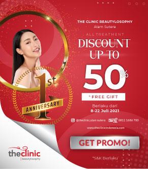 Promo Klinik Kecantikan