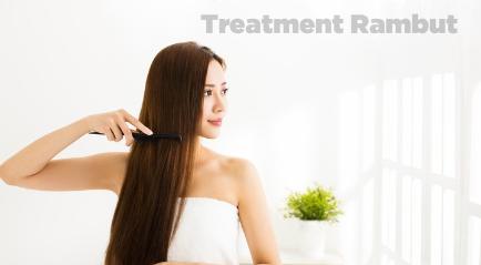 Treatment Rambut Aman di Klinik Kecantikan