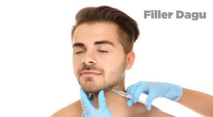 Filler Dagu, Treatment Membentuk Wajah Lebih Proporsional dengan Instan dan Aman