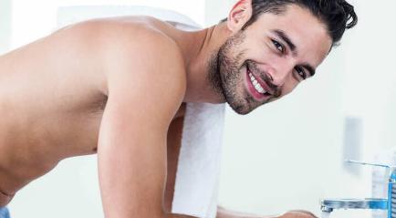 Perawatan Wajah Pria Berminyak dan Berjerawat